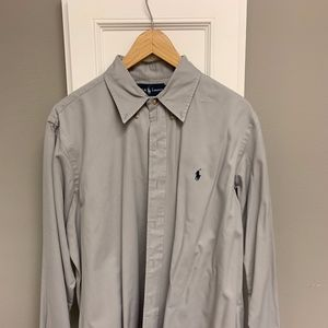 Ralph Lauren Long-Sleeve Button Down